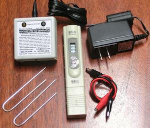 Silvonic Pro CS Generator Kit