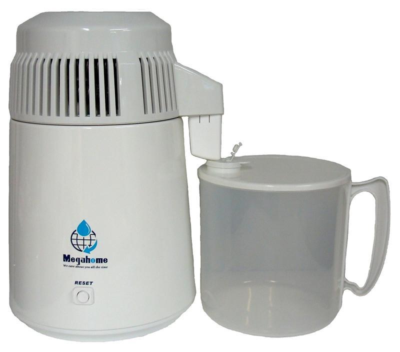 Best Countertop Water Distiller ~ Countertop water distiller elixa